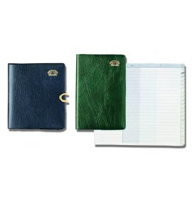 #13180 Exacompta Pocket Address Books Pocket 3 3/8 x 6 ¼ Lined Assorted Colors
