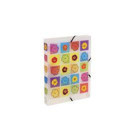 #59121 Exacompta Fashion Filing Box 9 ¾ x 13 Assorted Pop Art