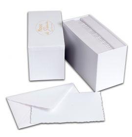 Mode de Paris Collections Cards & Envelopes  - 30 Cards Flat