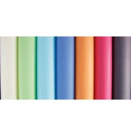 #95727 Clairefontaine Kraft Wrapping Paper 27 1/2€ x 9€™ 40lb Rolls Light Blue