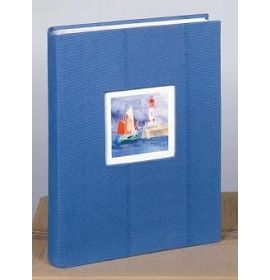 #13932 Light House - 11-½ X 12-½ - Blue Cover