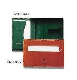 #980269 Card Wallet - Tan