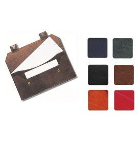 #981569 Mignon Passport & Ticket Holder - Tan