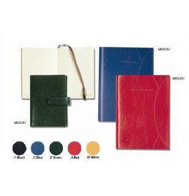 "Stock #99251 Exacompta Madeira"" Journals - 5-3/4 X 8-1/4"""