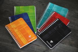 Carnets Spirale Clairefontaine